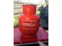Calor Gas 3.9kg Propane Full Bottle