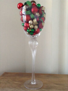 "24"" Tall Champagne Glass – Versatile Decor Item – Perfect Condit"