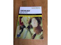 Sociology AS & A2 revision textbook