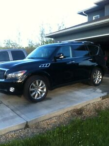 2011 INFINITI QX56 TECHNOLOGY