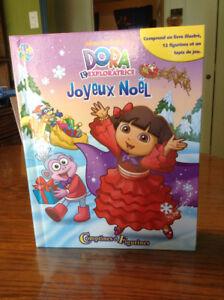 Ensemble de jeu Dora l'exploratrice Noël