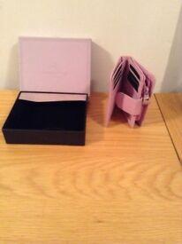 Denning&Kane lilac purse