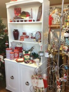Christmas ornaments and decor Fonthill Restore