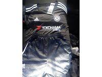 Child's new Chelsea FC kit