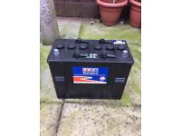 TRUCK BATTERY IN NEW AND UNUSED CONDITION