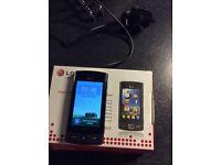 Lg gm360 smart phone