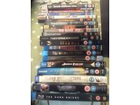 DVD & Blu Ray Bundle