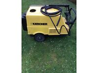 Karcher Pressure Washer Hot & Cold
