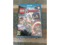 Lego Avengers - Wii U (Brand New and Sealed)