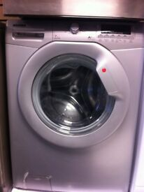 Grey Hoover washing machine 7kg