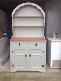 Dutch Dresser - Oak. Newly refurbished to a high standard