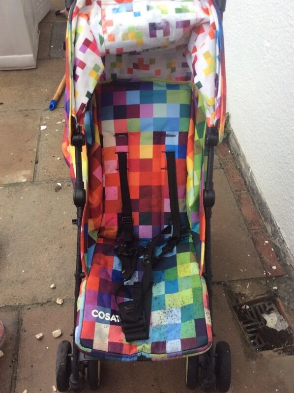 Cosatto pram strollerin Weymouth, DorsetGumtree - Selling in need of a clean, has a lot of mouldy spots on, many thanks