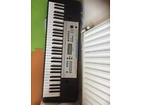 Yamaha YTP 255 almost new condition keyboard for sale