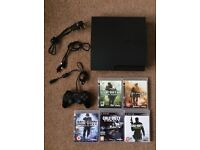 PlayStation 3 PS3 Call Of Duty bundle