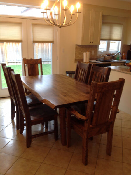 Reclaimed Wood Harvest Tables And More Dining Tables And