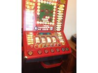 Game machine great gift free standing