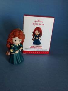 Decoration de Noël Ornament Disney's MERIDA Precious Moments