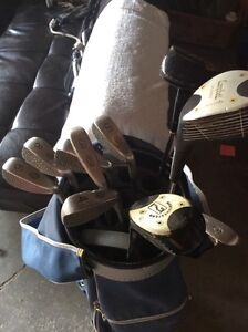 Golf Clubs Men's 11 pc Right Handed