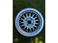 VW Golf Mk2 Gti BBS alloy wheel