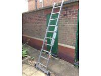 Multi use ladder