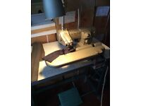 Felling sewing machine good condition,