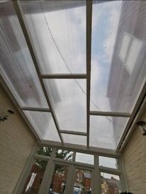 Clear Polycarbonate Sheets X3