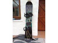 Nitro Pyro Snowboard