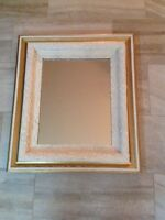 Beautiful Antique Mirror - Picture Frame