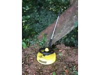 Large karcher surface / patio cleaner can post