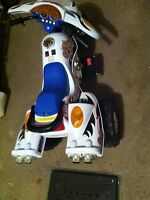 Three wheels kids motorcycle