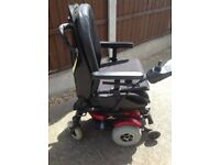JAZZY 1103 ELECTRIC WHEELCHAIR