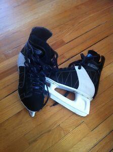 Patin hockey CCM homme