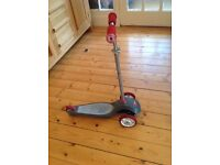 Scooter: age 3-6: Radio Flyer (like Micro)