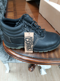work boots BNWT size 8