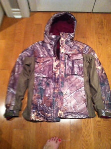 Field and Stream Hunting Jacket and pants for Women