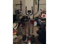 One body magnetic cross trainer almost new