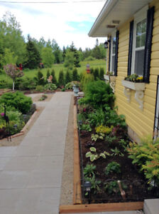 Beautifully landscaped home with bunkie/studio Schurmans Point.