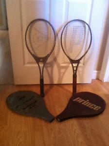 2 Tennis Raquets