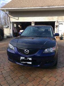 2004 Mazda Mazda3 GS Sedan AS IS
