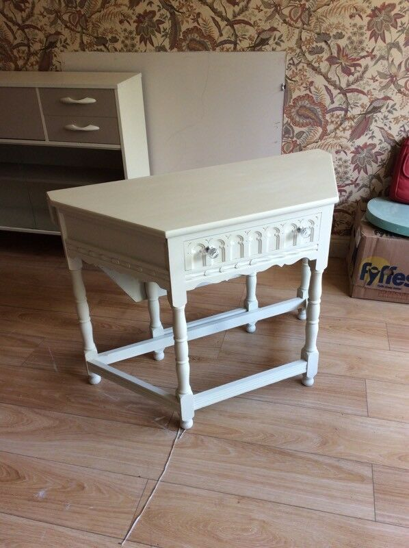 Refurbished Console Table