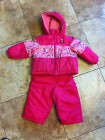 Carters snowsuit 3T