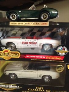 Shelby & Camaro die cast cars for sale