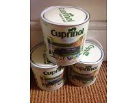 Cuprinol Wood stain - Urban Slate - 3 X 2.5L cans