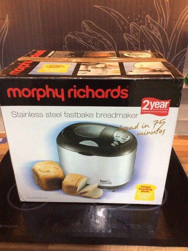 Morphy Richards 48268 Breadmaker