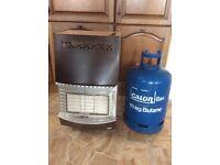 Valor butane Gas fire heater
