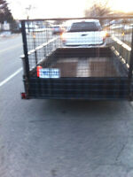 Man With Truck Or Trailer For Hire!!! For All you Need 24/7