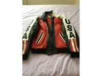 Bike Jacket / Leather Jacket