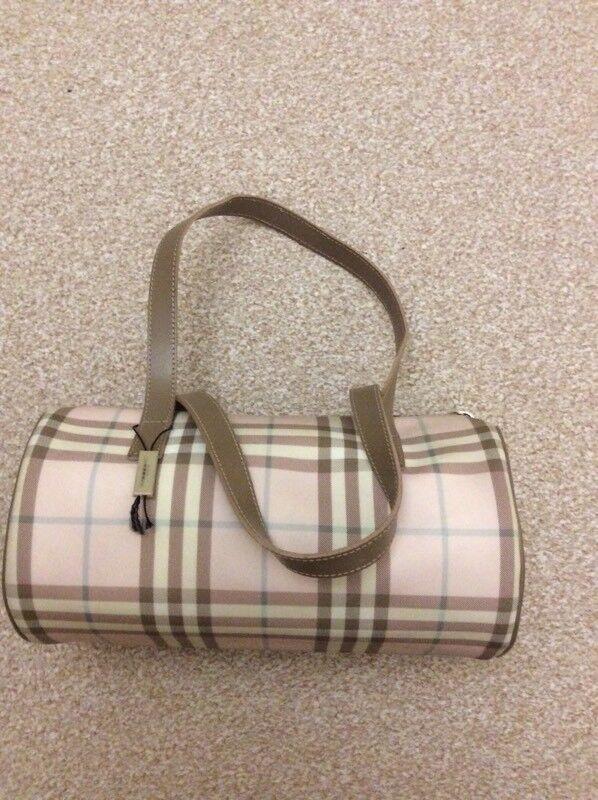 9fe66c4499d5 Original Old Burberry bag