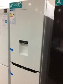 Hisense RB335N4WW1 Fridge Freezer