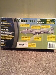 Model aircraft Snaptite: A-10 Warthog -NEVER OPENED Kitchener / Waterloo Kitchener Area image 2